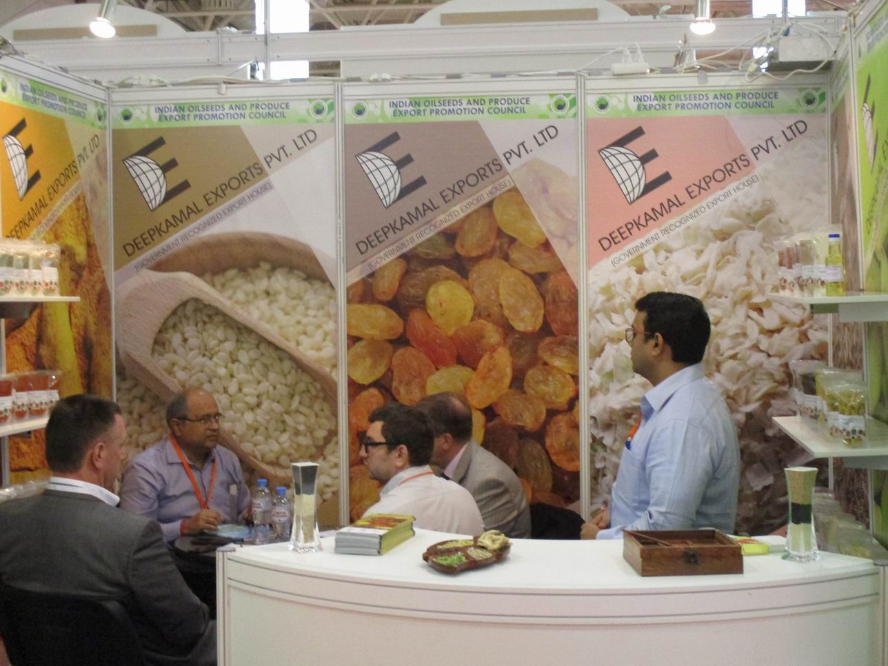 Indian Oilseeds and Produce Export Promotion Council